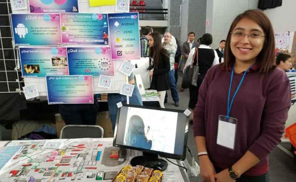 Mexicana gana bronce en concurso latinoamericano de ciencia y tecnología
