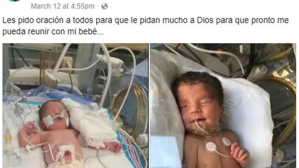 Muere en el parto y familiares pelean la custodia del bebé ¡desde Miami y Cuba!