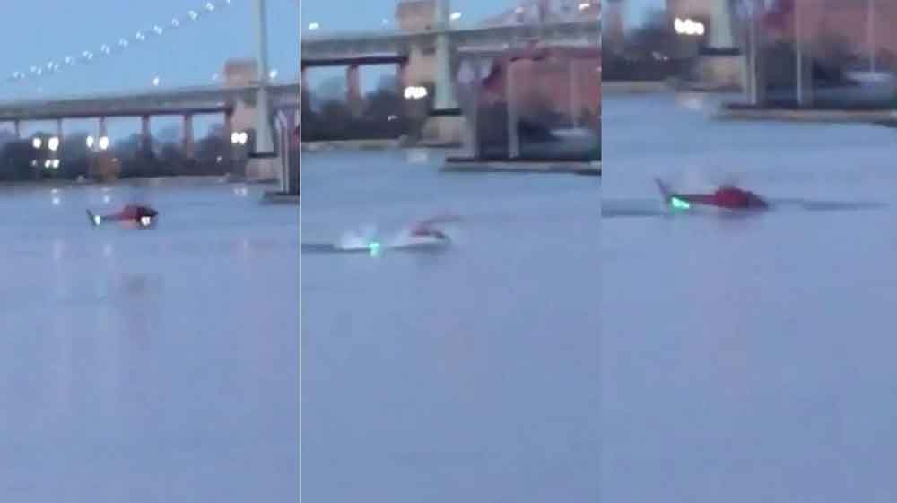Mueren 5 personas en accidente de helicóptero en New York