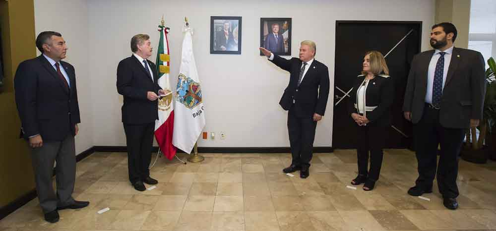 Nombran a Francisco Amador Iribe como Secretario del Trabajo y Previsión Social del Estado