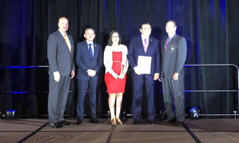 Obtine C4 de Baja California segunda re-acreditación por CALEA