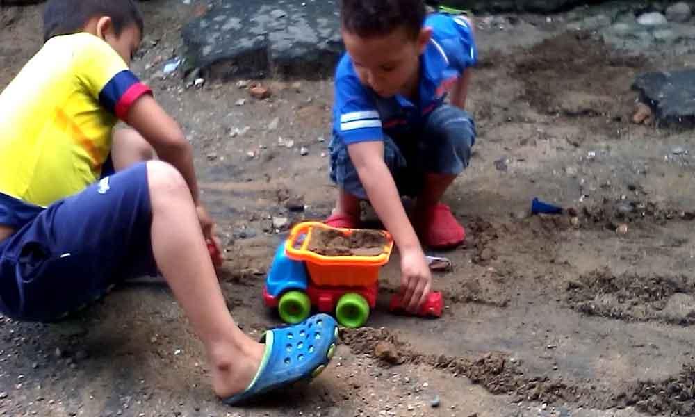 El ocio en la actualidad para los niños tiene varios problemas