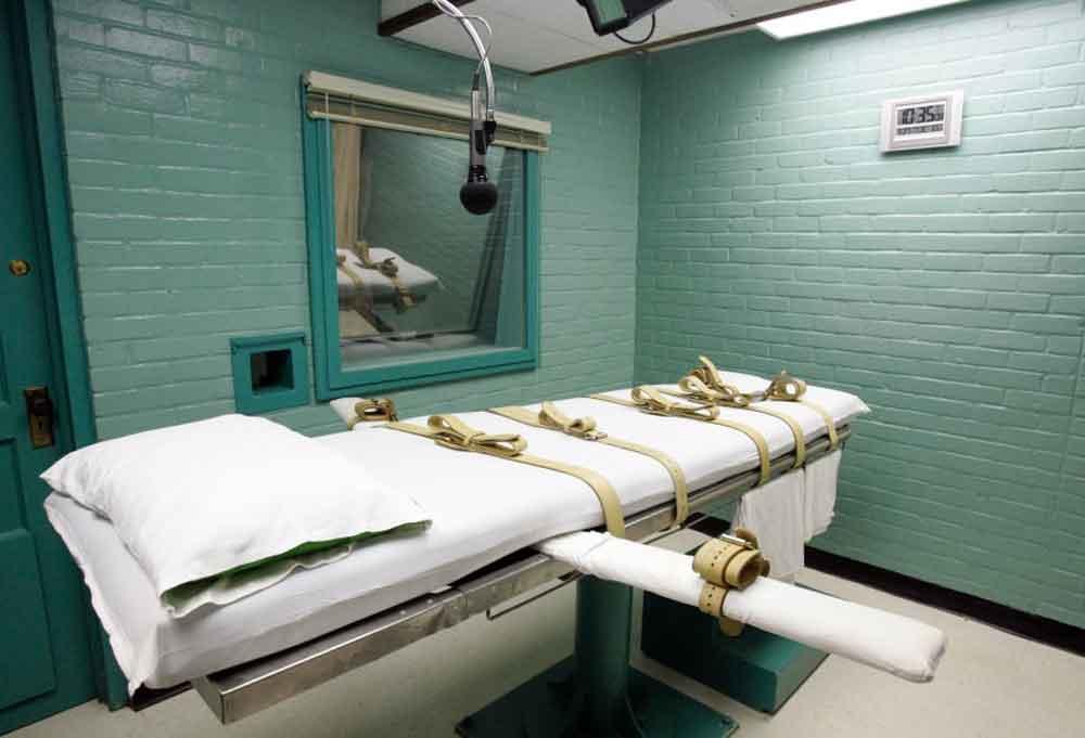 Oklahoma usará asfixia por nitrógeno para ejecutar a condenados a muerte