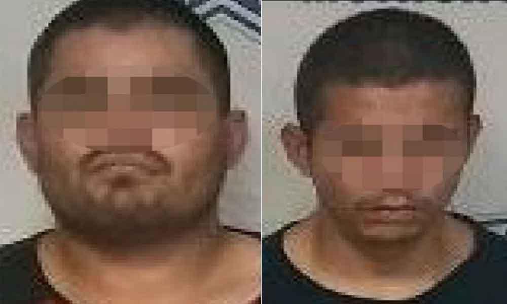 Aseguran en Tijuana a hombres con arma de fuego