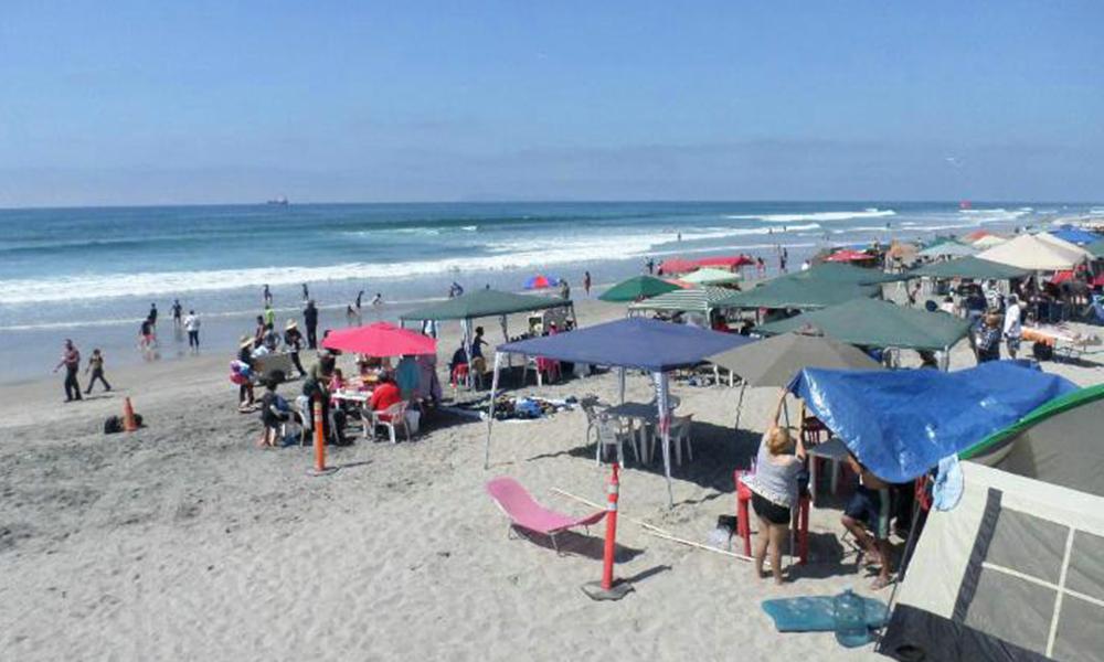 Playas de Baja California listas para vacacionistas en Semana Santa