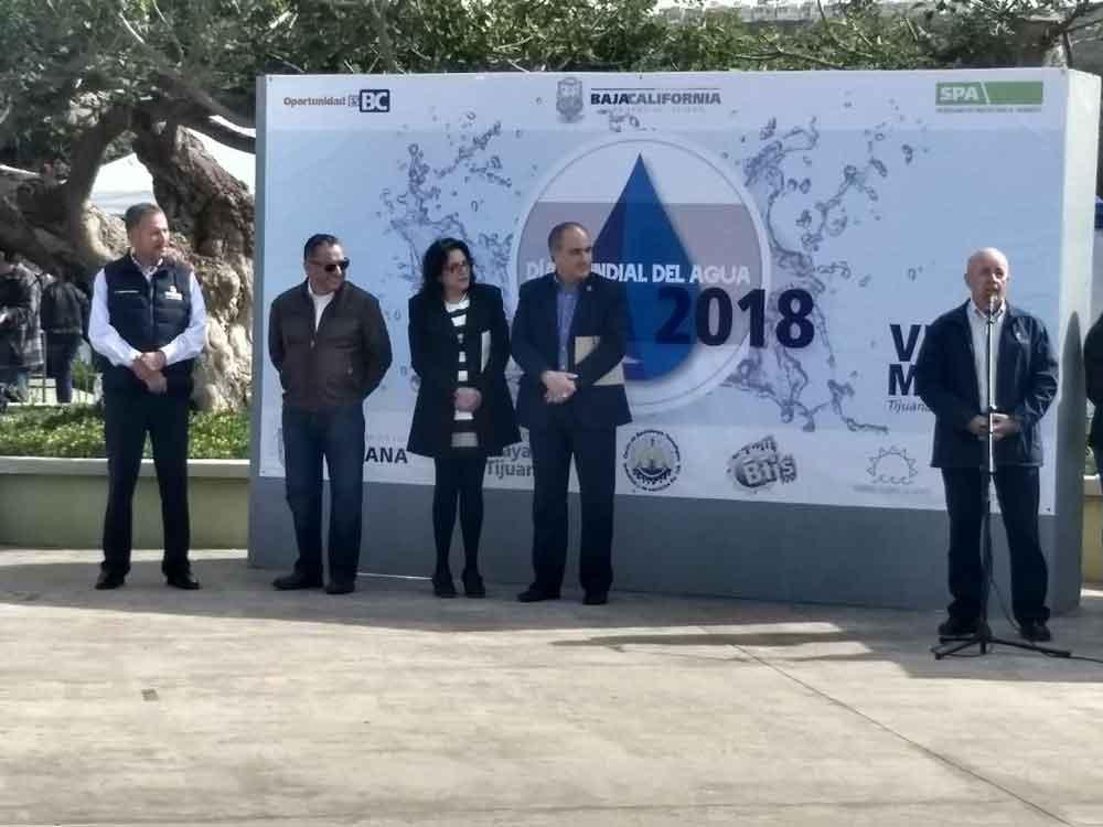 Promueven en Tijuana el cuidado del agua