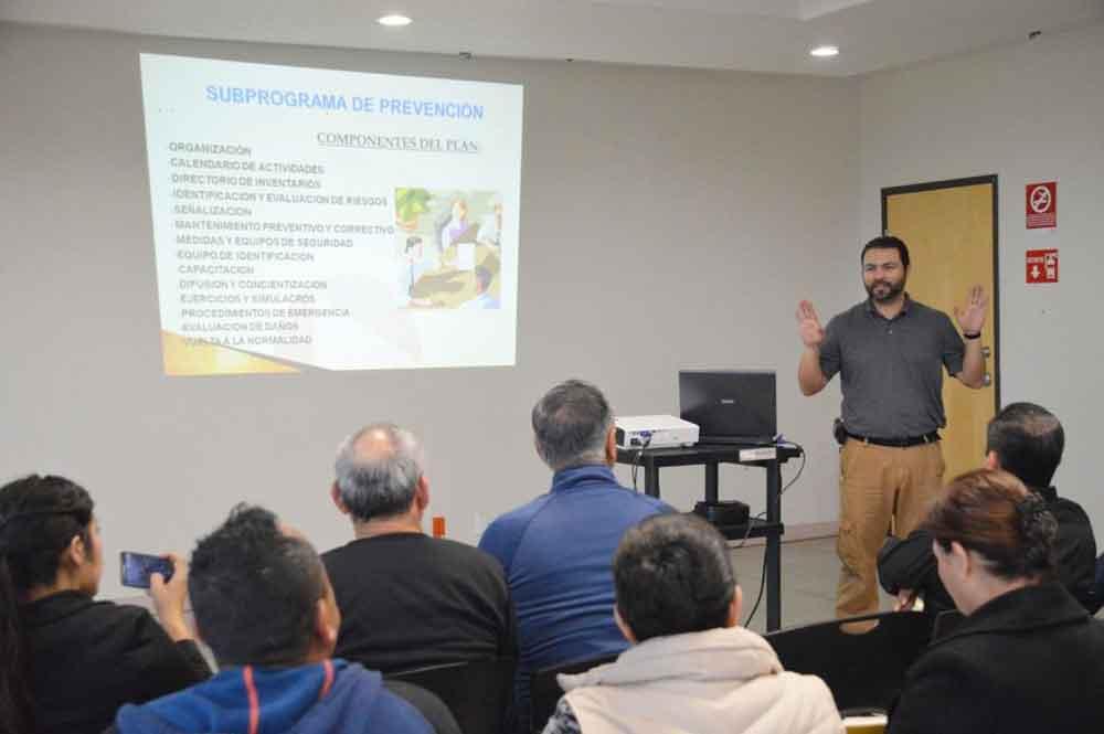 Protección Civil orienta sobre casos de emergencia