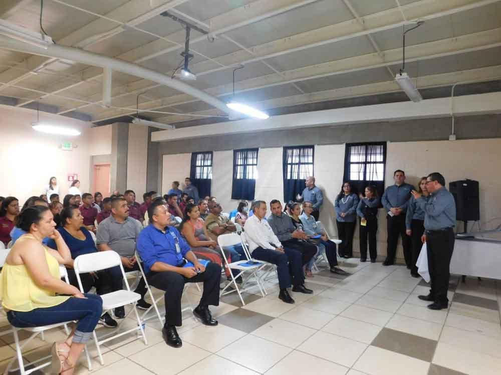 Rinden cuentas a la comunidad educativa a través CECyTE  Baja California