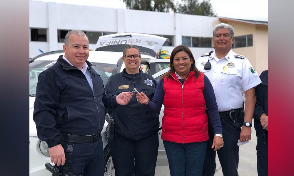 Seguridad Ciudadana de Tecate tiene patrulla exclusiva para atender casos de violencia intrafamiliar