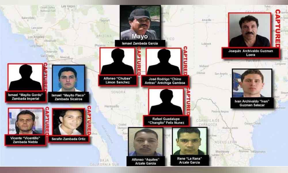 """Sentencian a hijo de Ismael """"El Mayo Zambada"""" en San Diego"""