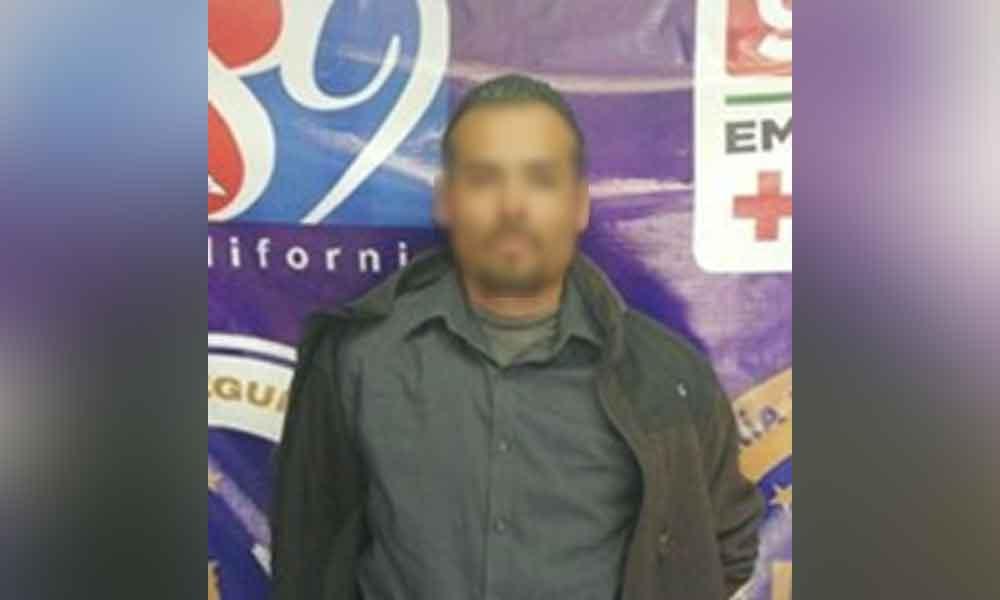 Violó a menor de 14 años en Ensenada; lo capturan