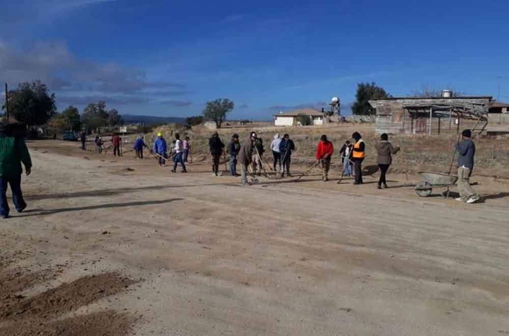 Despliegan programas y apoyo a toda la zona rural de Tecate