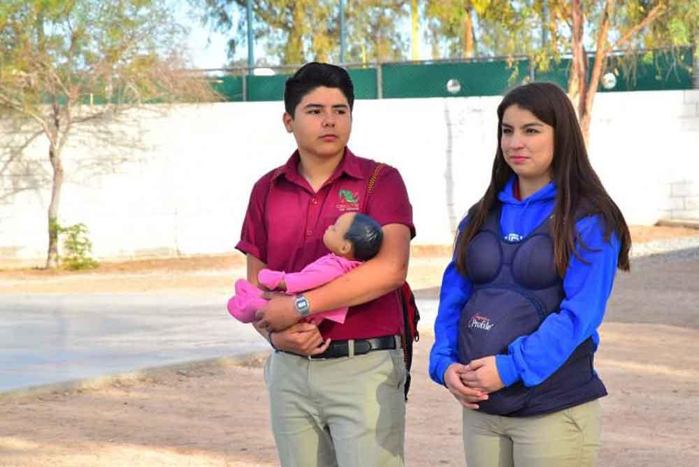 """Inician programa """"Hoy Joven Seguro"""" en preparatorias BC"""