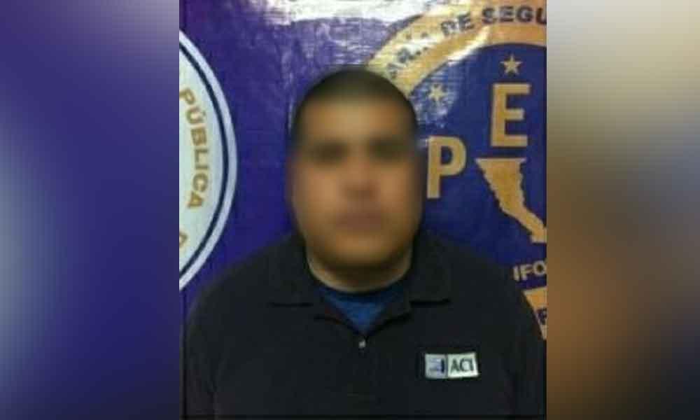 Capturan en Tijuana a sujeto buscado por homicidio en EU