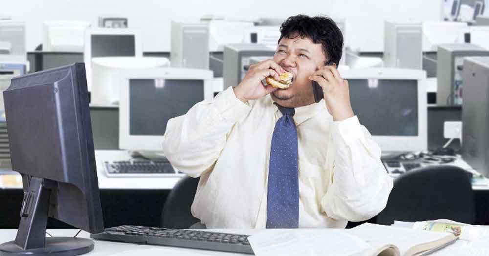 ¡Cuidado! Estos empleos pueden hacer que subas de peso
