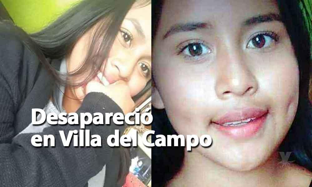 ¡Ayuda! Kenya de 14 años desapareció en Villas del Campo