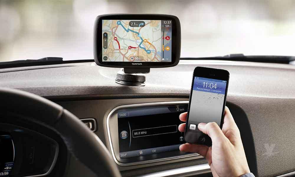 ¡Peligro! Si acostumbras a guardar los recorridos del GPS en el auto, debes eliminarlos