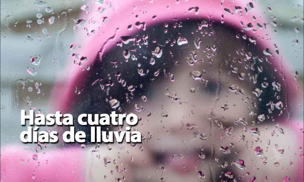 Pronostican hasta cuatro días de lluvia para Tijuana y Tecate