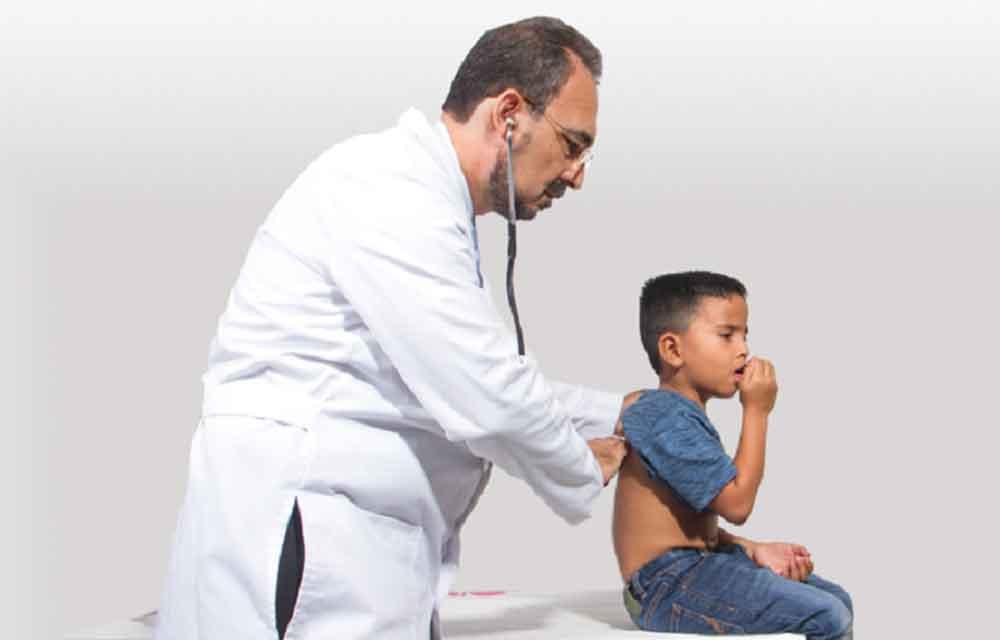 Piden identificar síntomas de Infección Respiración Aguda