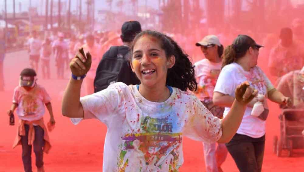 ¡Pinta tu Salud! Realizarán carrera de colores en Ensenada