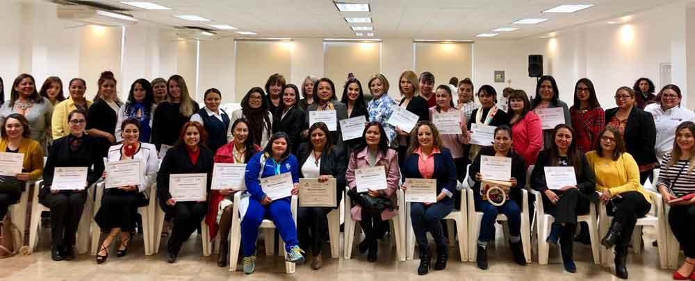 Reconocen a mujeres destacadas de Tecate durante la Conmemoración del Día Internacional de la Mujer