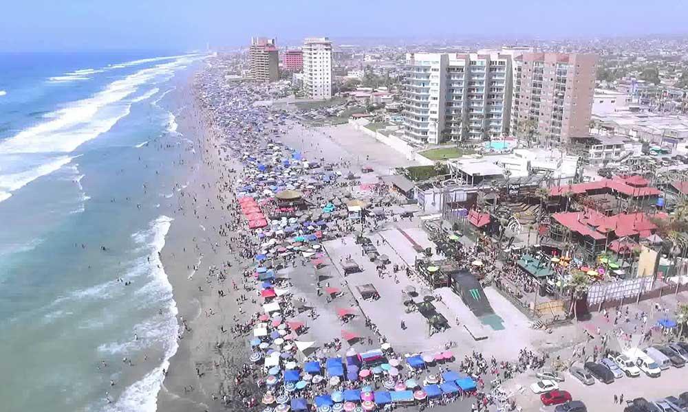 Emiten recomendaciones para un fin de semana vacacional seguro en Baja California