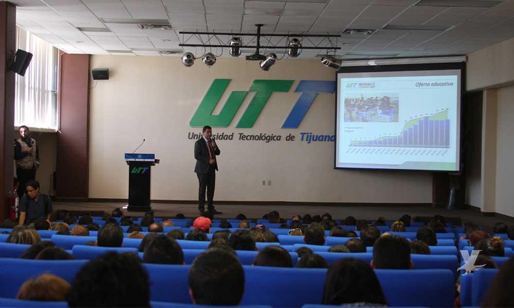 Presenta Gobierno del Estado informe anual de actividades de UTT