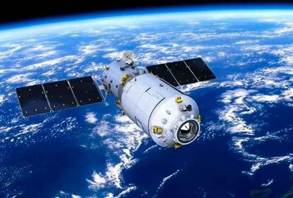 Estación espacial china caerá a la Tierra