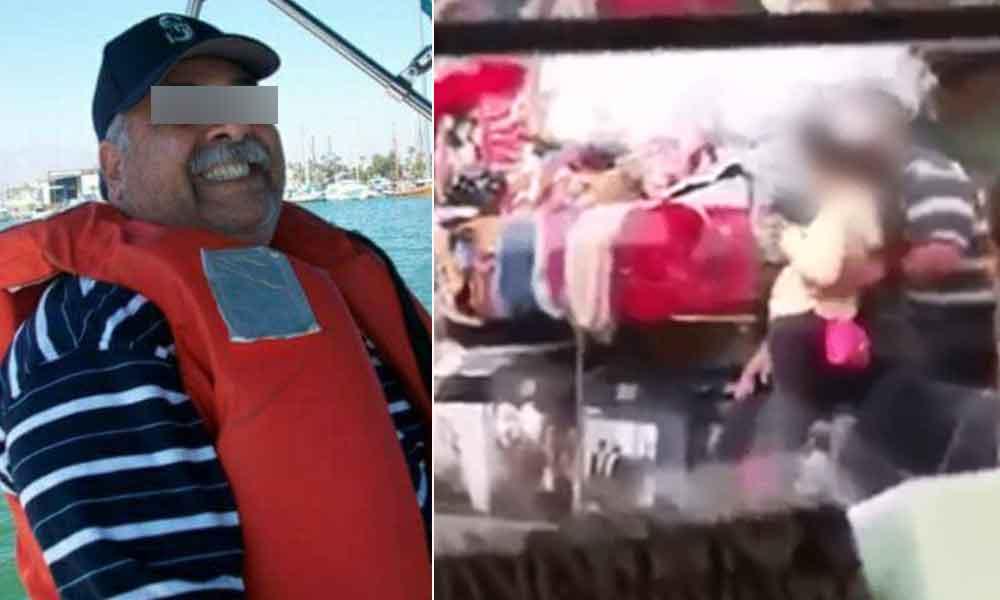 Inician búsqueda de hombre tras agresión sexual de niña en Swap Meet siglo XXI de Tijuana