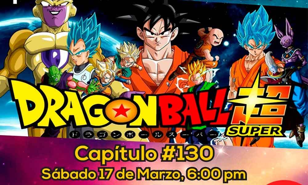 Ayuntamiento de Tecate proyectará batalla final de Dragon Ball Super