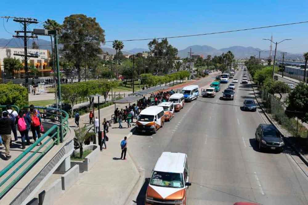 Disparan a hombre en estacionamiento de UABC Tijuana