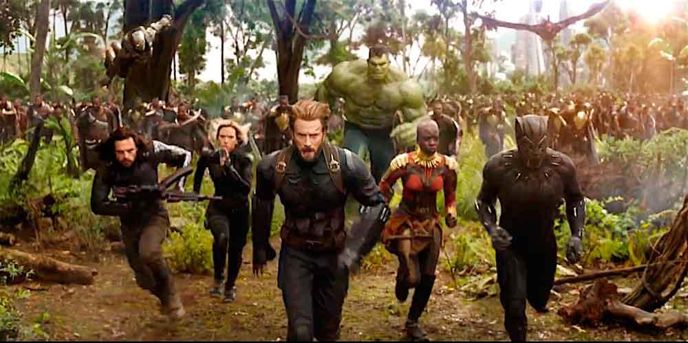 Marvel libera segundo tráiler de 'Avengers: Infinity War'