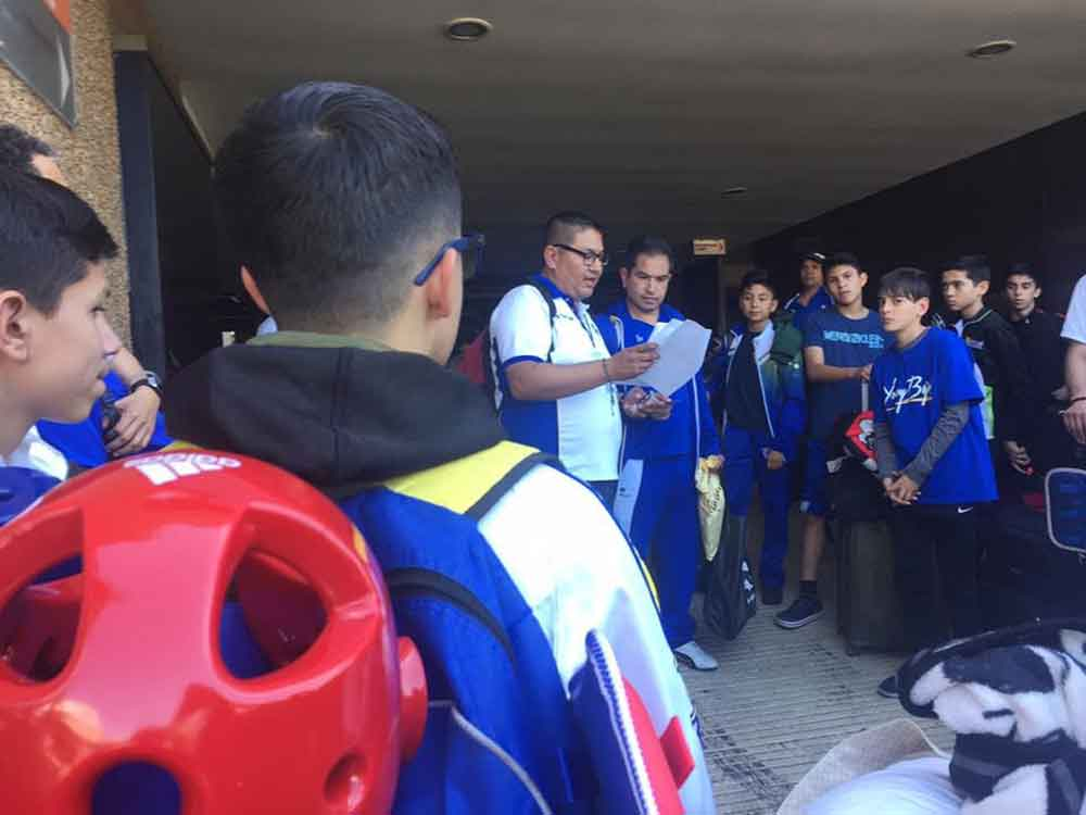 Arriban selecciones de Baja California a Olimpiada Nacional en Sinaloa
