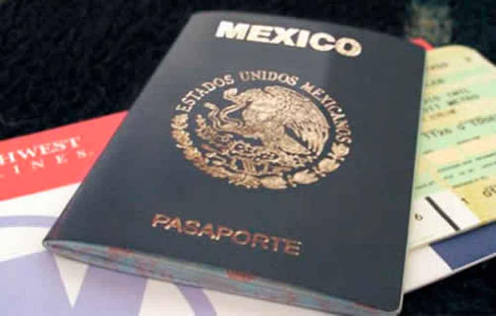 SRE reduce plazos en trámites de pasaporte