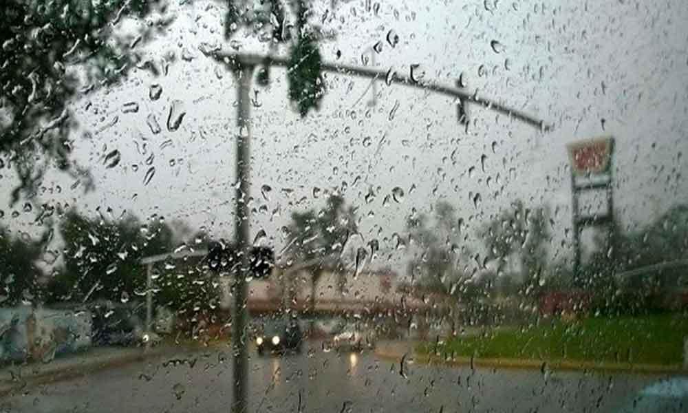 Habrá lloviznas y ráfagas de hasta 60 km/h este sábado en Baja California