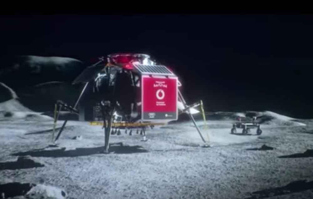 Nueva misión: llevar una red de internet a la Luna