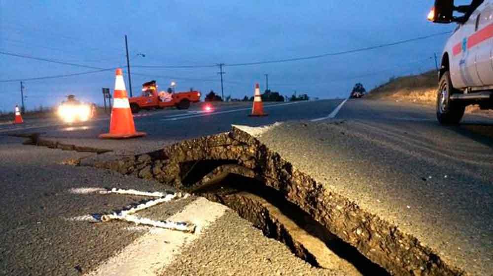 Vidente confirma alarmante sismo para California en los próximos meses