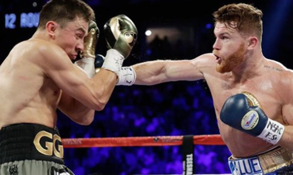 """Anuncia """"Canelo"""" Alvarez que no peleará contra Golovkin"""