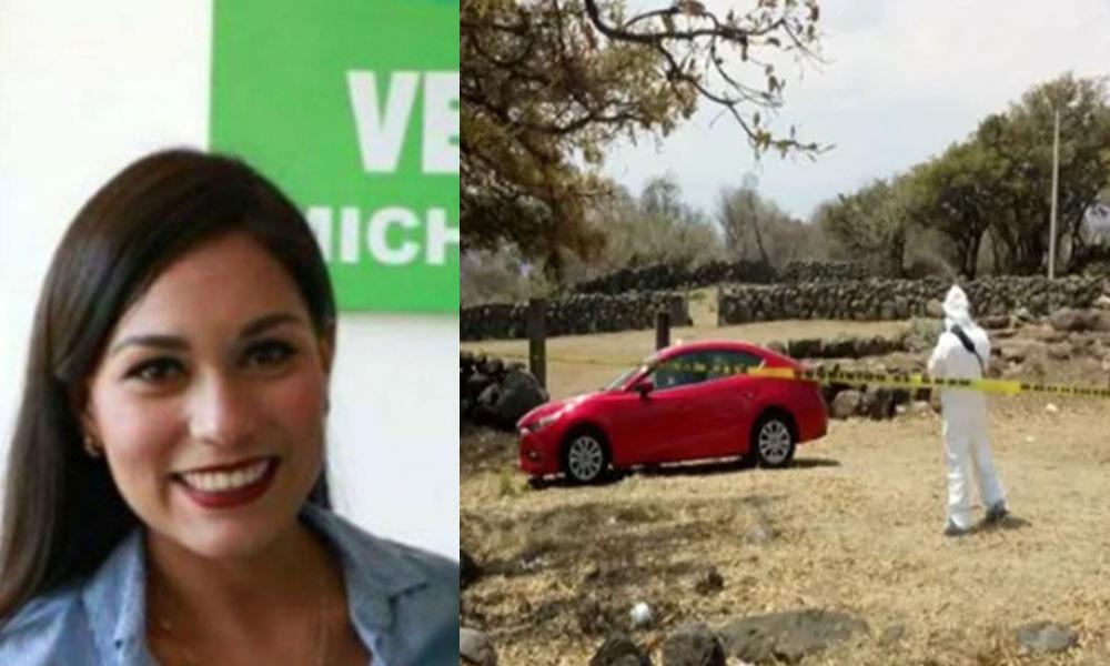 Asesinan a candidata a diputada del Partido Verde Ecologista México en Michoacán