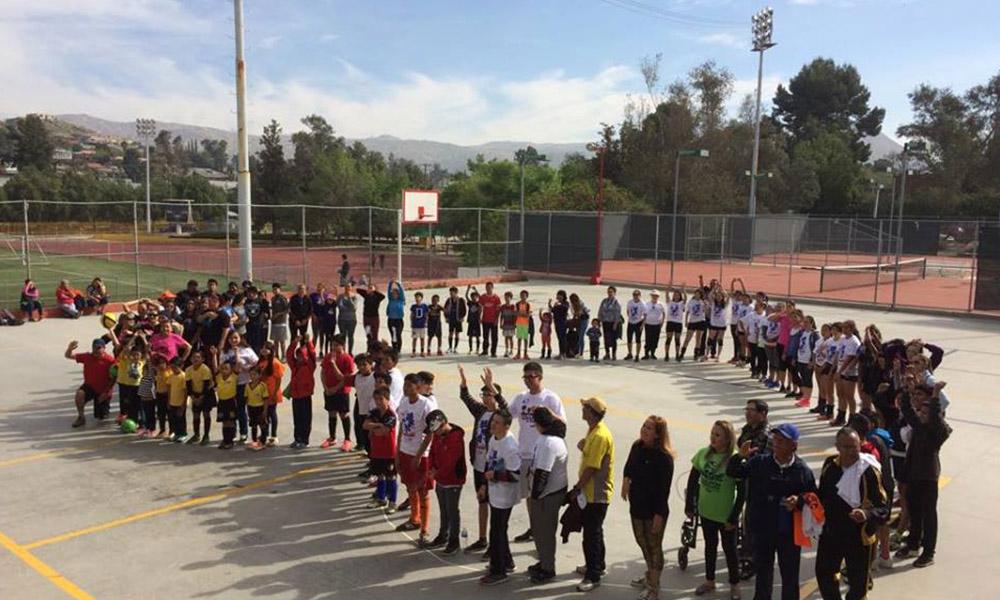 Celebra IMDETE el Día Mundial de la Activación Física