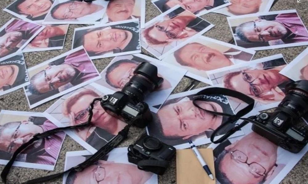 La censura periodística en estos países se paga con la muerte