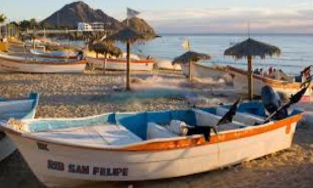 ¡Tragedia! Un muerto y tres heridos en choque acuático en San Felipe
