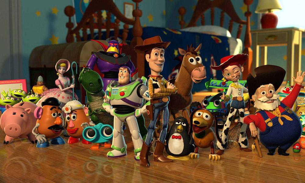 Confirmado Woody y Buzz regresan a la pantalla grande con Toy Story 4