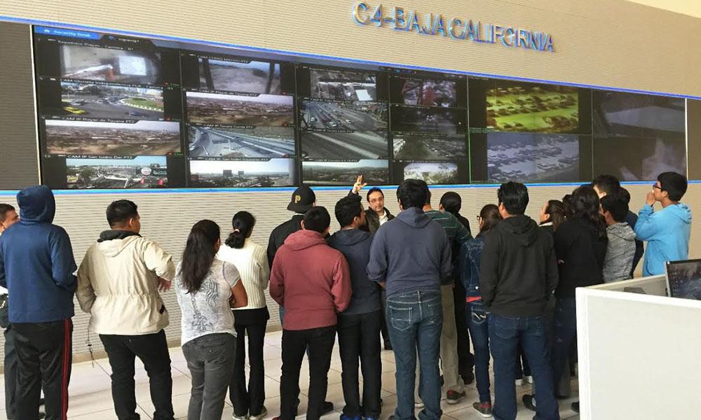 Conocen operatividad de C4 más de mil 200 ciudadanos en Tijuana