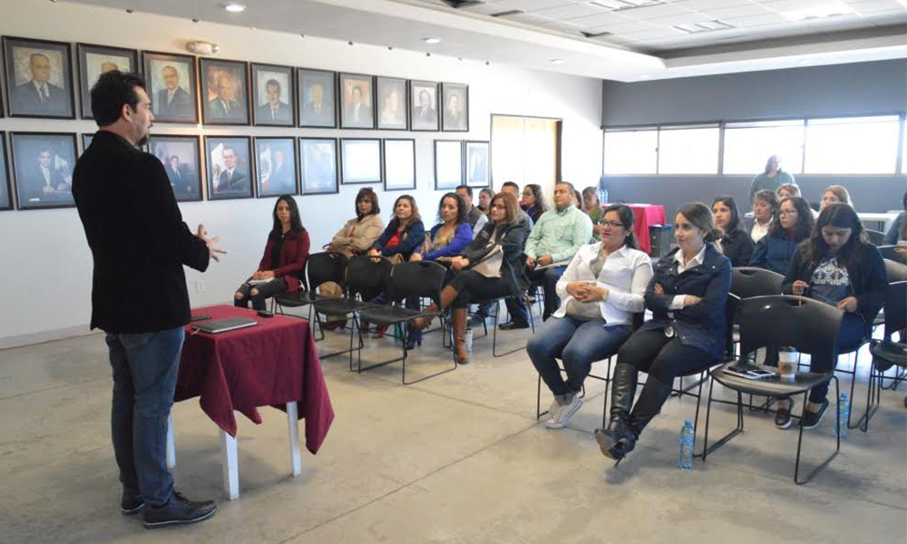 Continúa curso de Integración Laboral en Ensenada