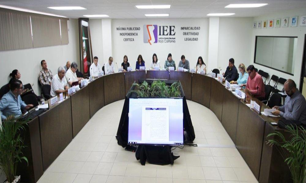"""Declaran acreditación partido """"Encuentro Social"""""""