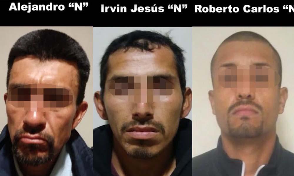 Capturan a tres con vehículos robados en Tijuana
