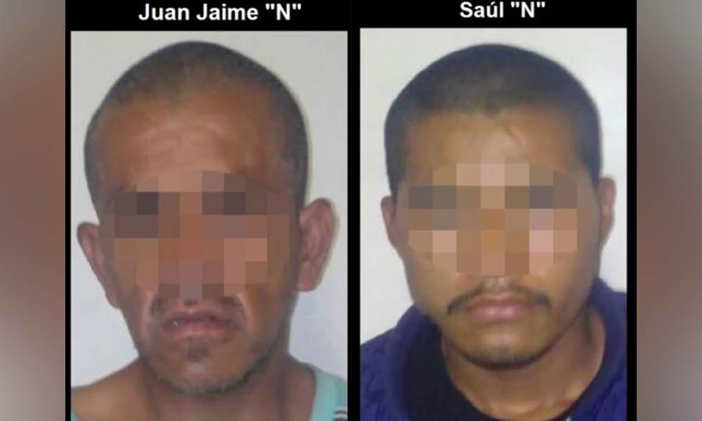 Detienen a dos sujetos por privación ilegal de la libertad en Tijuana