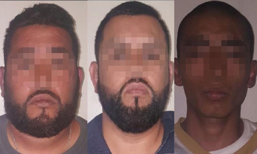 Detienen a 3 presuntos homicidas en Tijuana