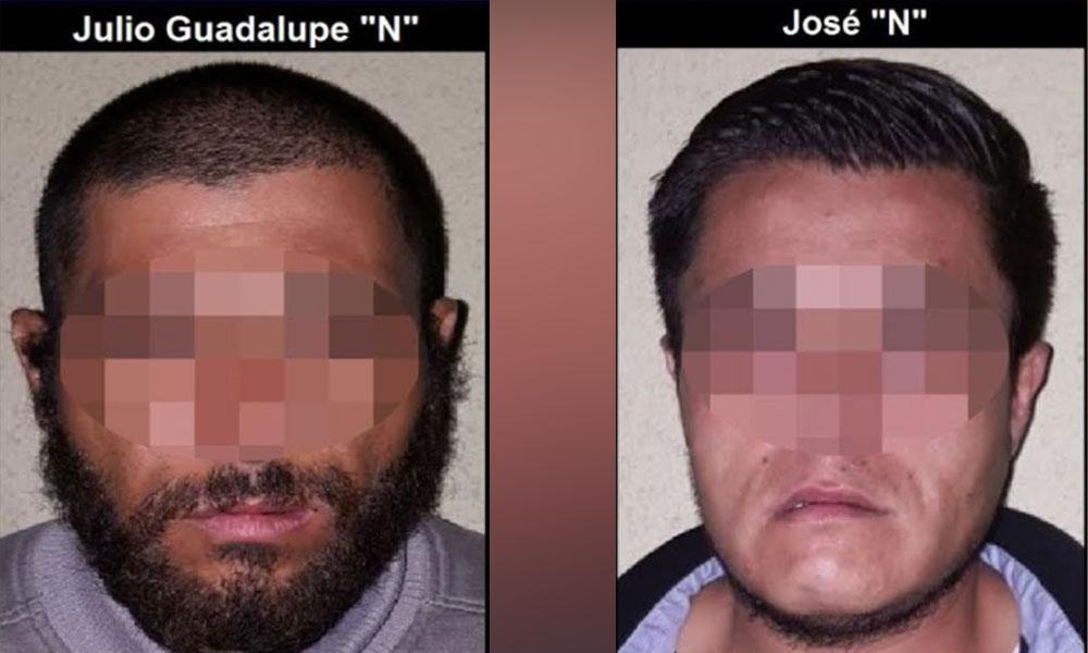 Detienen a sujetos con pistola  en Tijuana